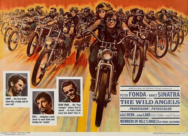 画像: The Wild Angels (Trailer) youtu.be