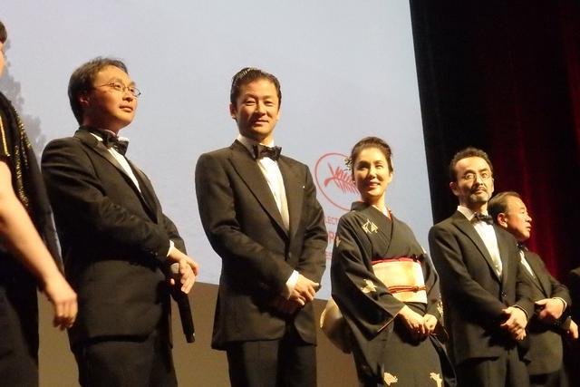 画像: 『淵に立つ』の舞台挨拶 Photo by Yoko KIKKA