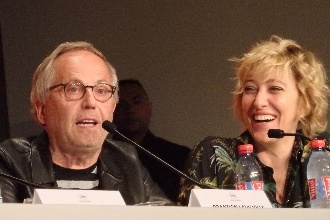 画像: ファブリス・ルキーニ(左)とヴァレリア・ブルーニ=テデスキ(右) Photo by Yoko KIKKA