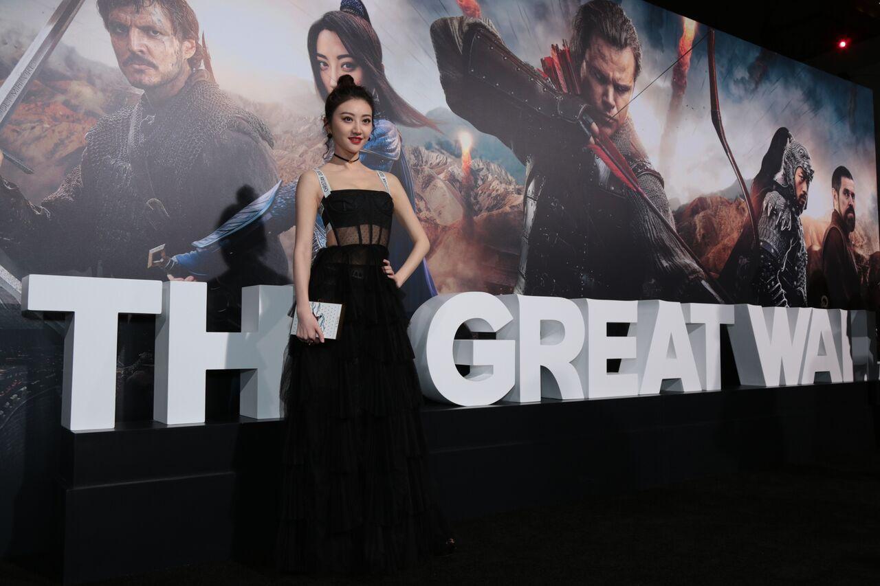 画像: ジン・ティエンもハリウッドに登場!