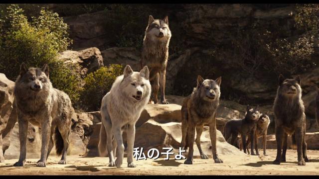画像: 映画『ジャングル・ブック』予告編 youtu.be