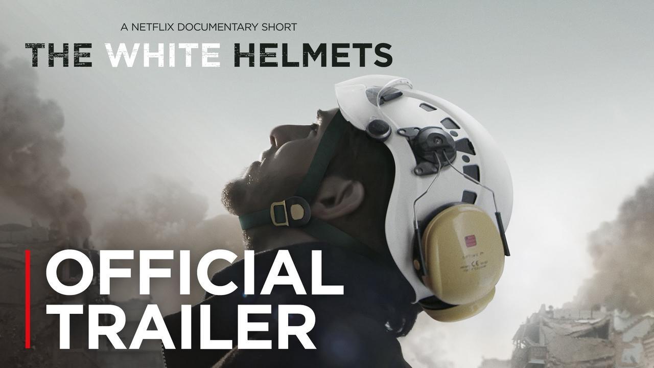 画像: White Helmets   Official Trailer [HD]   Netflix youtu.be