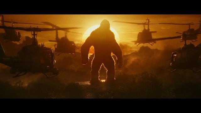 画像: 『キングコング:髑髏島の巨神』IMAX予告編 youtu.be
