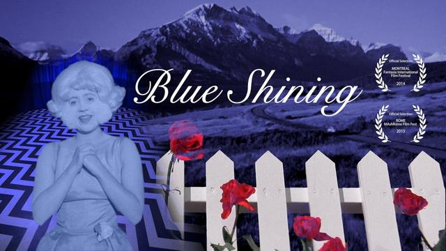 画像1: Blue Shining (Kubrick x Lynch) vimeo.com