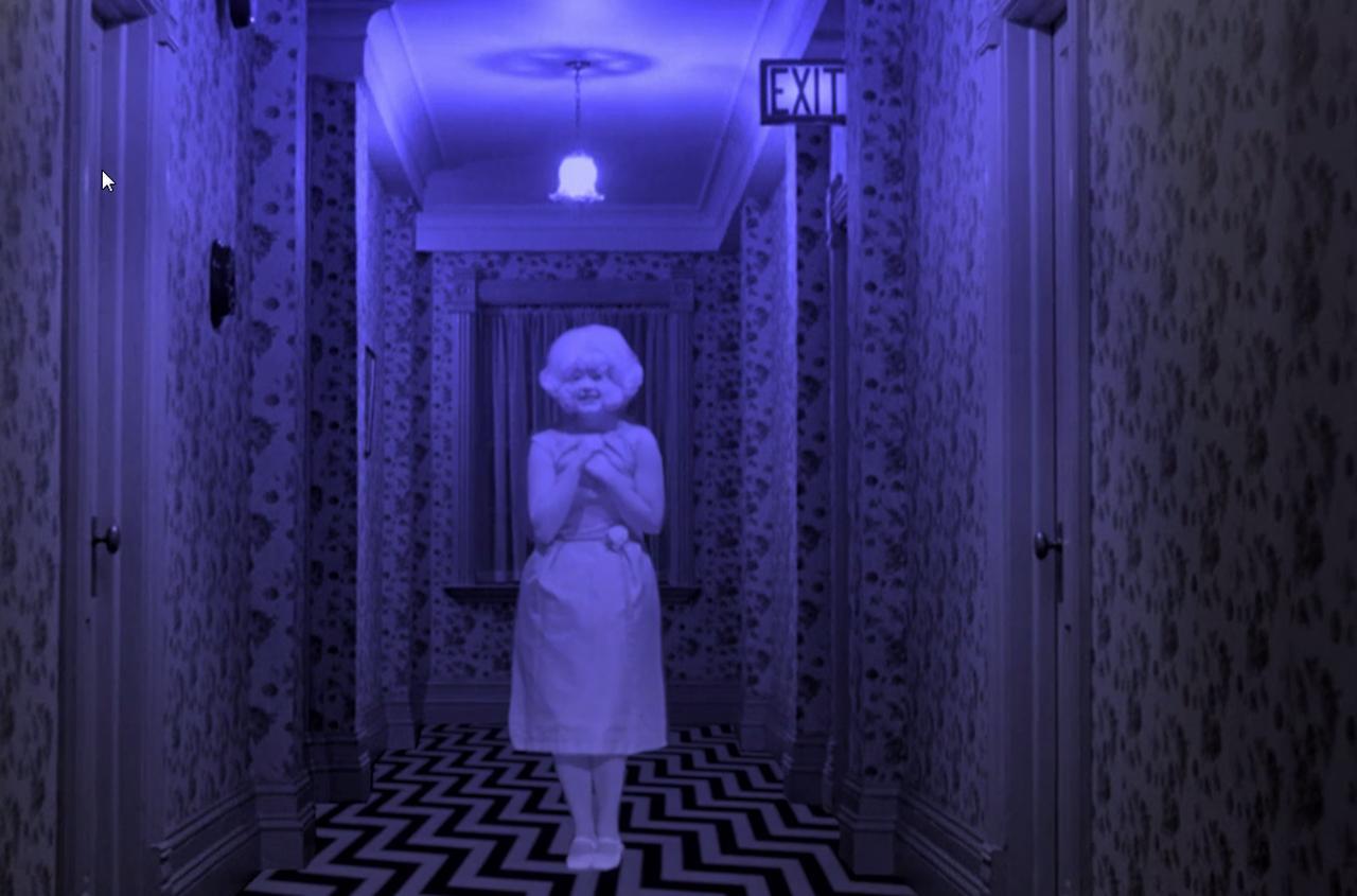 画像: 'The Shining' Meets David Lynch in this Terrifying Mashup — Watch