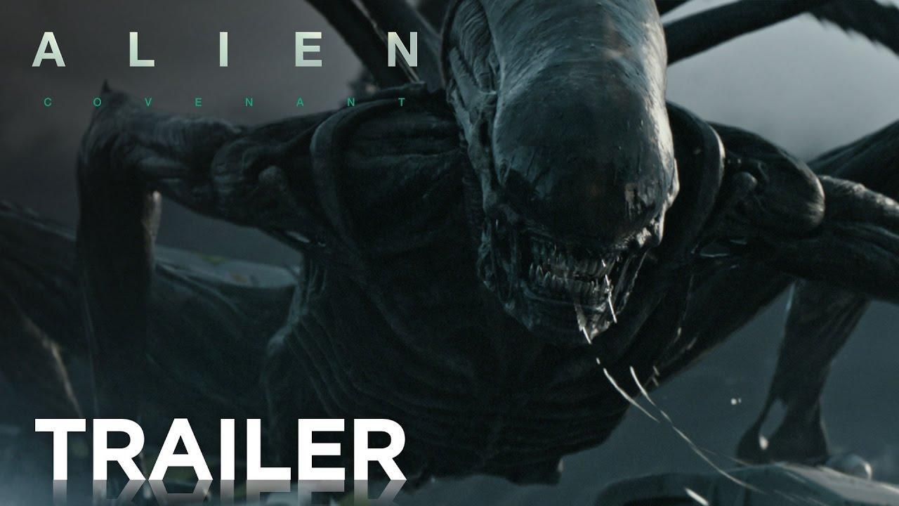 画像: Alien: Covenant | Official Trailer [HD] | 20th Century FOX youtu.be