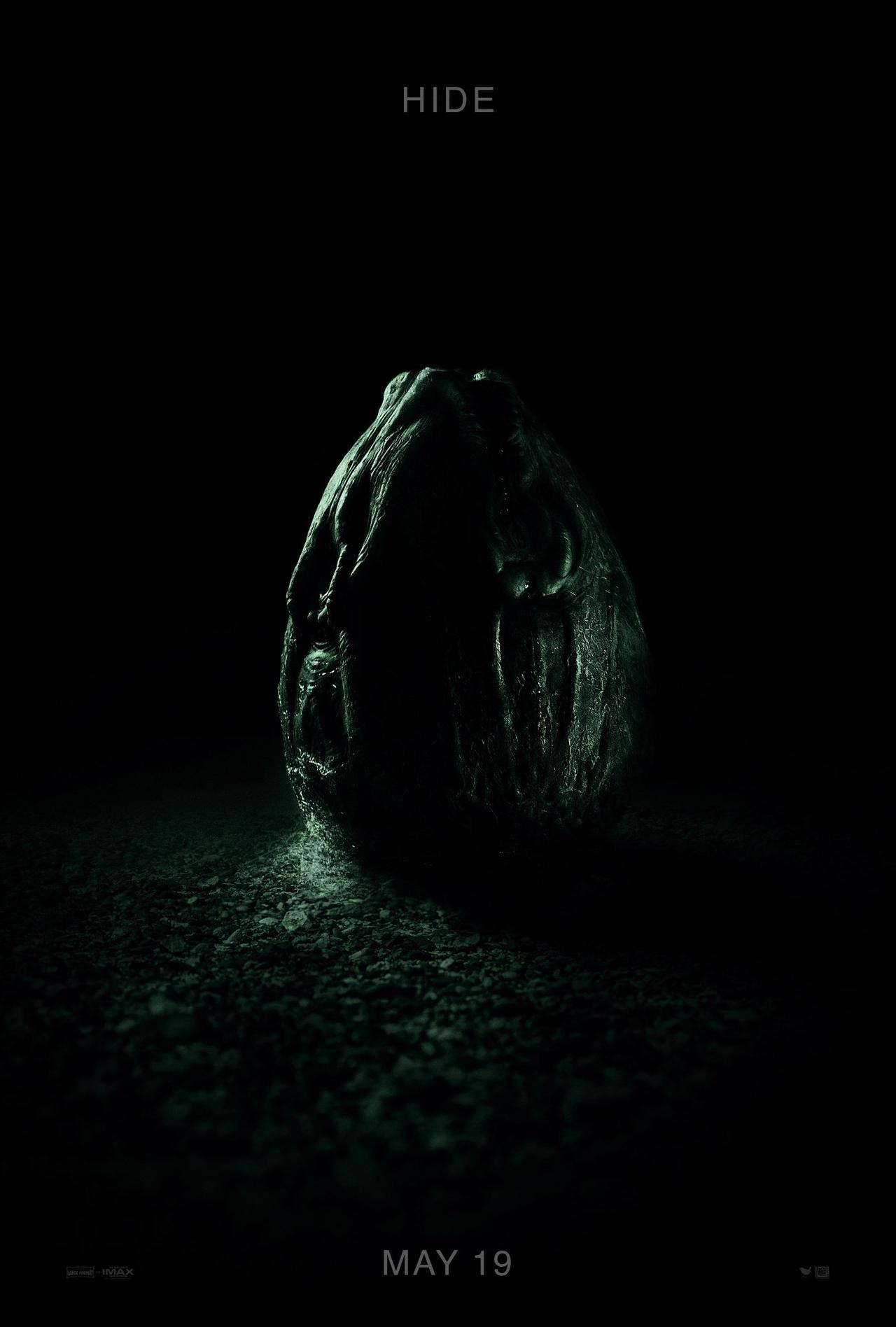 画像: http://www.alien-covenant.com/news/new-alien-covenant-poster-debuts-new-trailer-lands-tomorrow