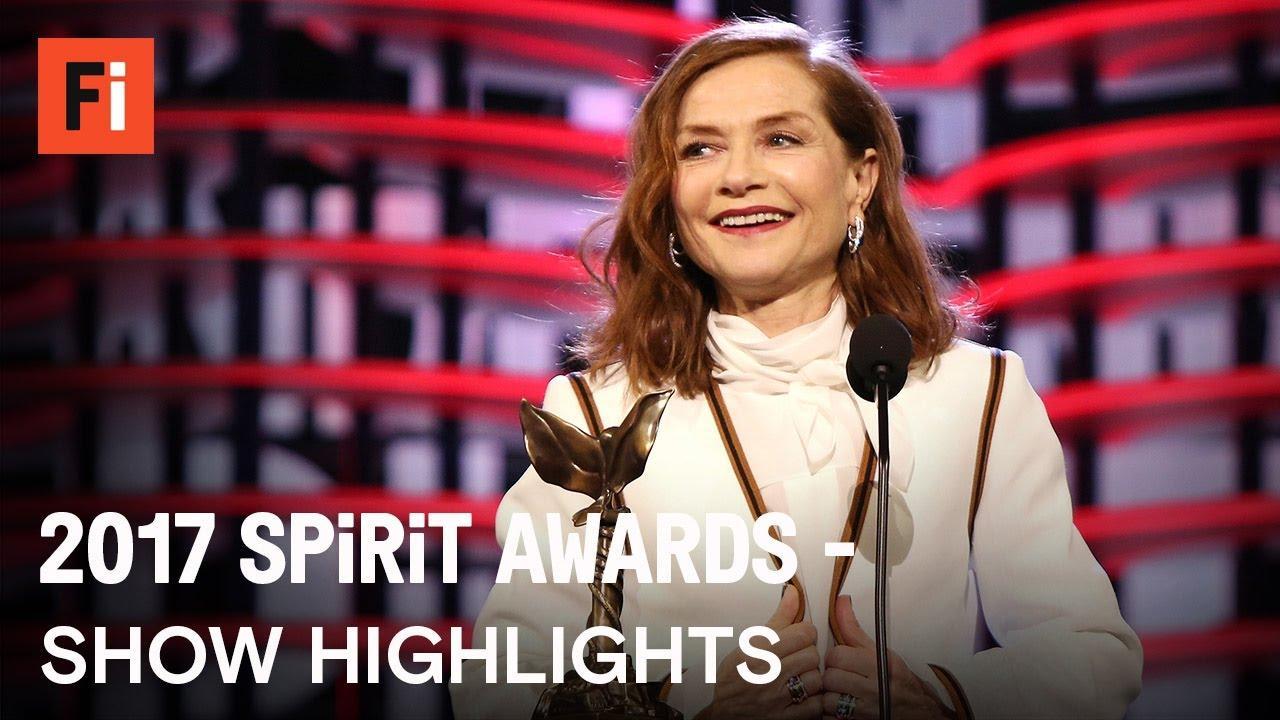画像: 2017 Film Independent Spirit Awards | Show Highlights youtu.be