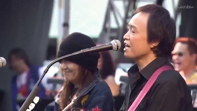 画像: 吉田拓郎 & ムッシュかまやつ M2 ♪我が良き友よ @ つま恋 2006【HD】 youtu.be