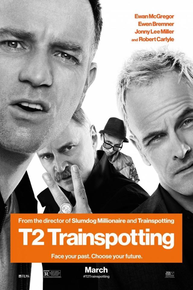 画像: http://ew.com/movies/2017/02/01/t2-trainspotting-poster-exclusive/