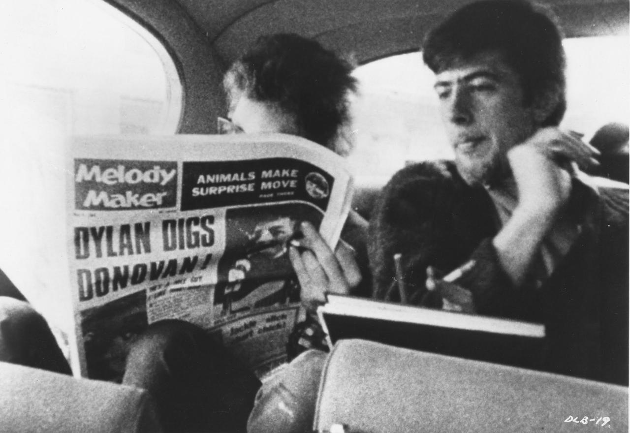 画像: 1965年――時代は変わろうとしていた。 ボブ・ディランも変わろうとしていた。