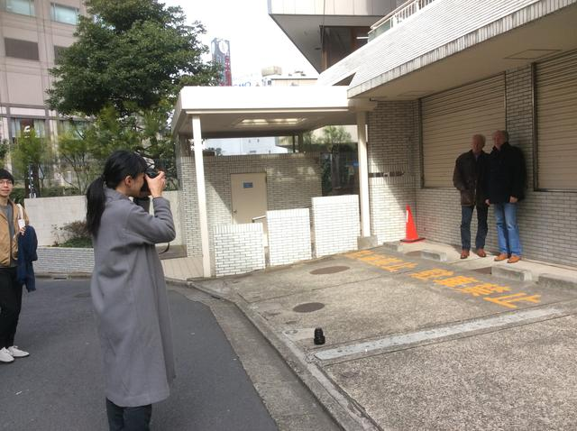 画像: i-D Japan の取材では、『ある子供』 の時に雑誌取材で撮影して以来、兄弟作品のファンという長島有里枝さんが写真撮影。