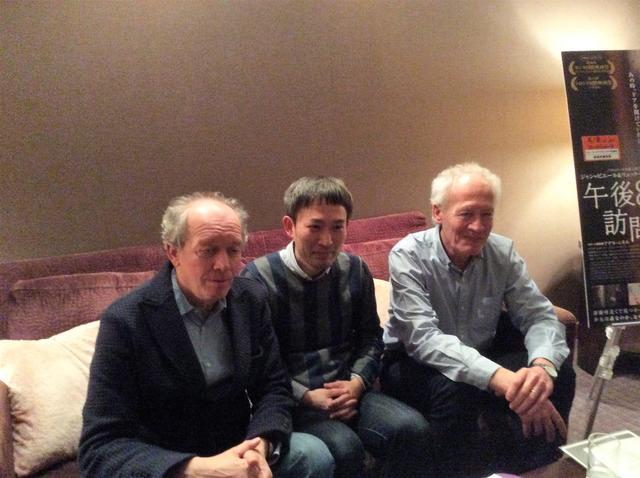 画像: 「ダルデンヌ兄弟の映画は、どの映画でも、つねに『いまこそ見る映画だ』と思える」と 仰られた、芥川賞作家の小野正嗣さん。