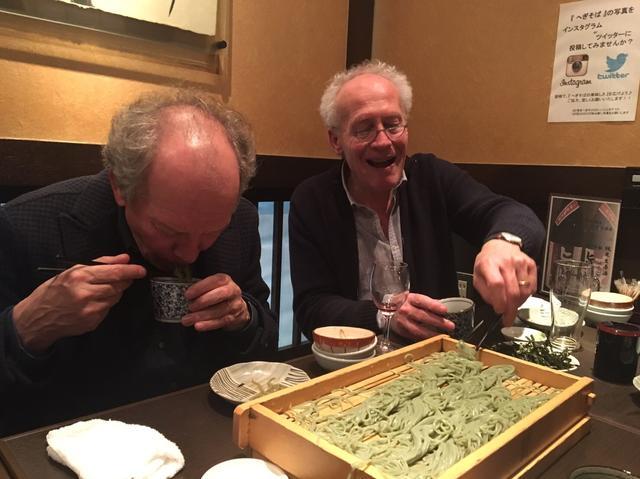 画像: 食通のダルデンヌ兄弟、麺ランキングを決定?!