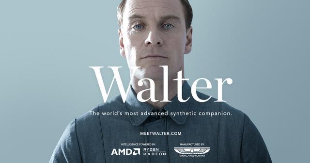 画像: Meet Walter