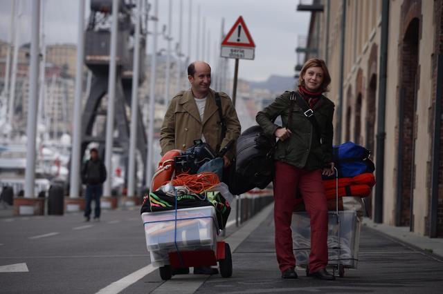 画像1: イタリアを代表する俳優ふたりの演じる中年夫婦の機微を『ベニスで恋して』『風の痛み』のソルディーニ監督が見事に演出。