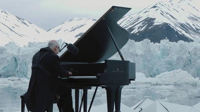 "画像: Ludovico Einaudi - ""Elegy for the Arctic"" - Official Live (Greenpeace) youtu.be"