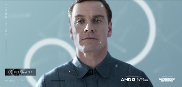 画像: 『エイリアン:コヴェナント』のプロローグ!?人工知能の未来!?リドリー・スコット監督の息子ルークが映像を正式リリースーそして、先鋭的なwebも-- - シネフィル - 映画好きによる映画好きのためのWebマガジン