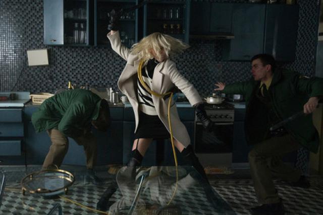 画像: Atomic Blonde | Official Movie Site | July 2017