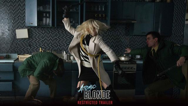 画像: Atomic Blonde - Restricted Trailer [HD] youtu.be
