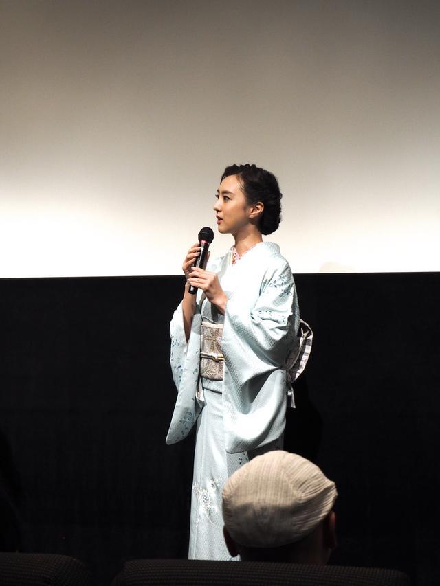 画像1: 絶賛公開中の『雪女』 国際派映画人、杉野希妃による21世紀の雪女がここに誕生ー青木崇高、山口まゆも舞台挨拶