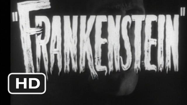 画像: Frankenstein Official Trailer #1 - (1931) HD youtu.be