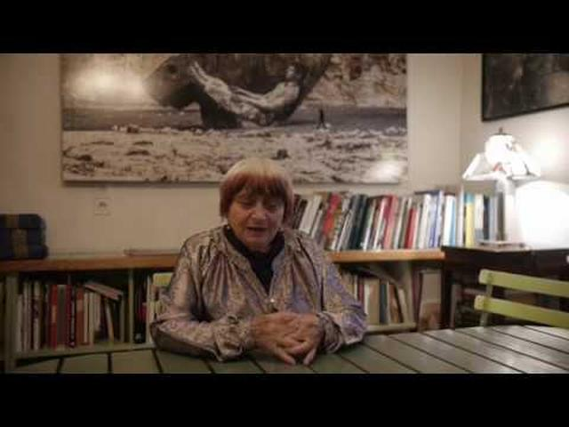 画像: FIAF CinéSalon presents Agnès Varda: Life as Art youtu.be