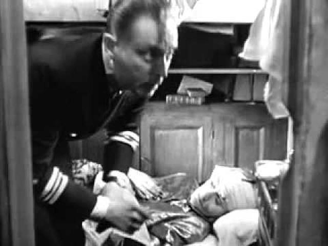 画像: Les maudits (1947) youtu.be