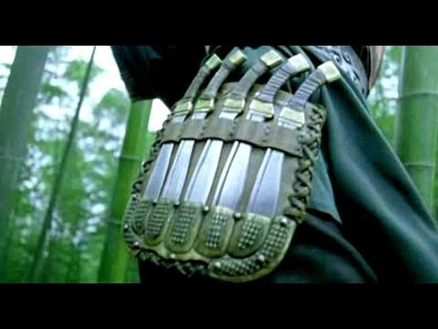画像: House Of Flying Daggers US Trailer youtu.be