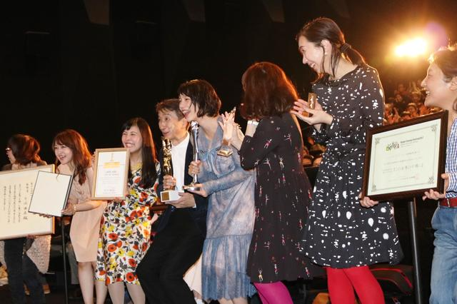 画像1: 日本中の想いが結集! 100年先も伝えたい珠玉のアニメーション 『この世界の片隅に』祝!大ヒット御礼舞台挨拶を実施