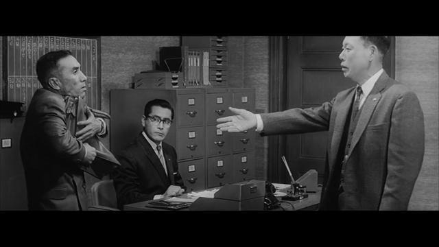画像: The Bad Sleep Well (1960) - The Geometry of a Scene youtu.be