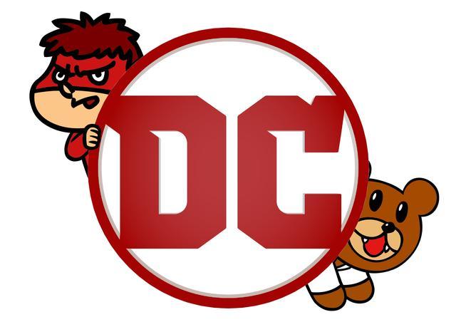 画像: ロゴマーク © Warner Bros. Japan and DLE.   DC characters and elements © & ™ DC Comics.  Eagle Talon characters and elements © & ™ DLE.  All Rights Reserved.