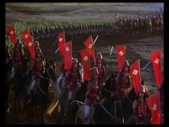 画像: Kagemusha, Τhe Shadow Warrior (1980) trailer youtu.be