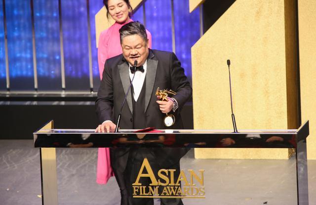 画像: ラム・シュー ©Asian Film Awards