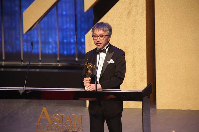 画像: 大屋哲男 ©Asian Film Awards