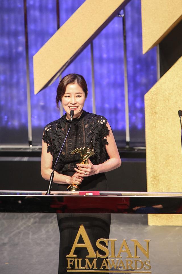 画像: ムン・ソリ ©Asian Film Awards