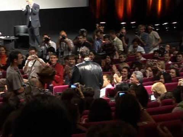 画像: タランティーノ監督、カンヌ映画祭で特別講義 youtu.be