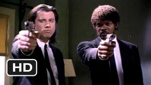画像: Pulp Fiction Official Trailer #1 - (1994) HD youtu.be
