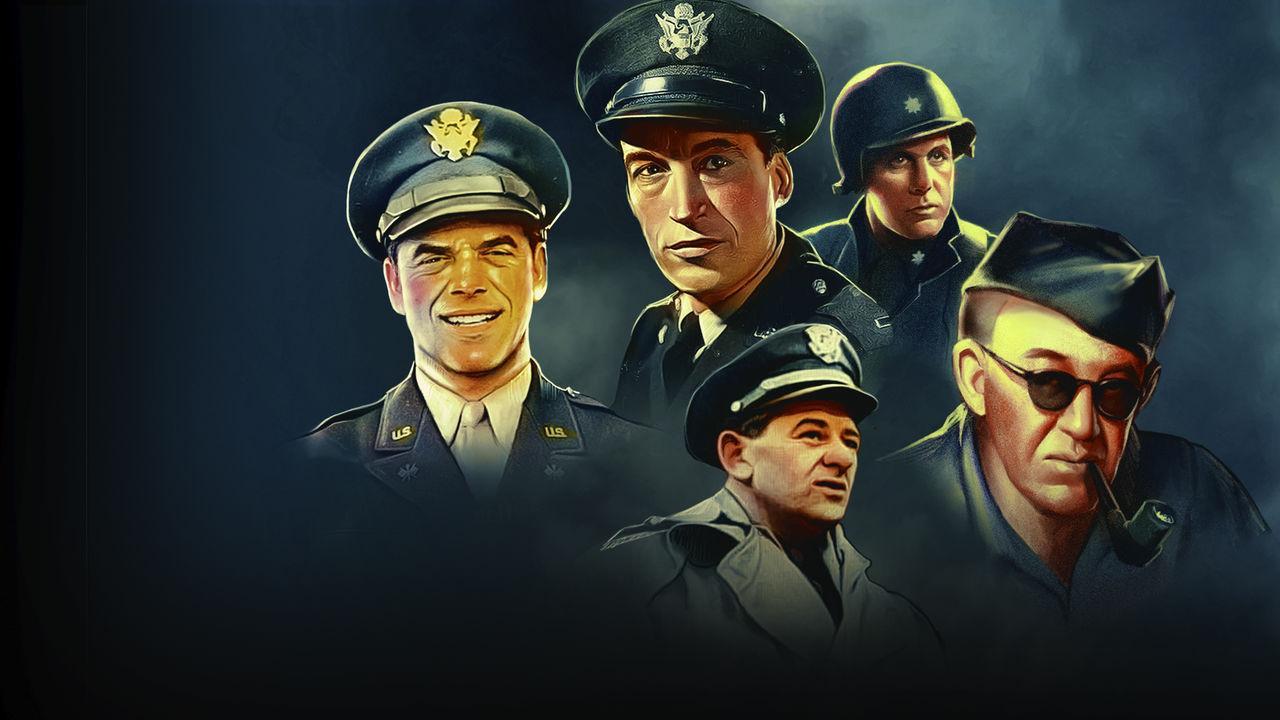 画像: 伝説の映画監督 -ハリウッドと第二次世界大戦- | Netflix (ネットフリックス)