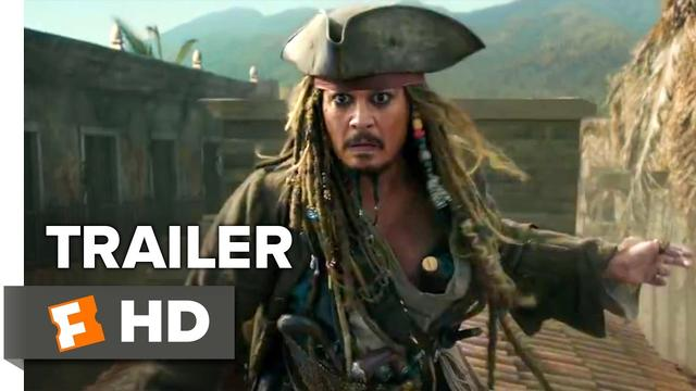画像: Pirates of the Caribbean: Dead Men Tell No Tales Extended TV Spot (2017) | Movieclips Trailers youtu.be