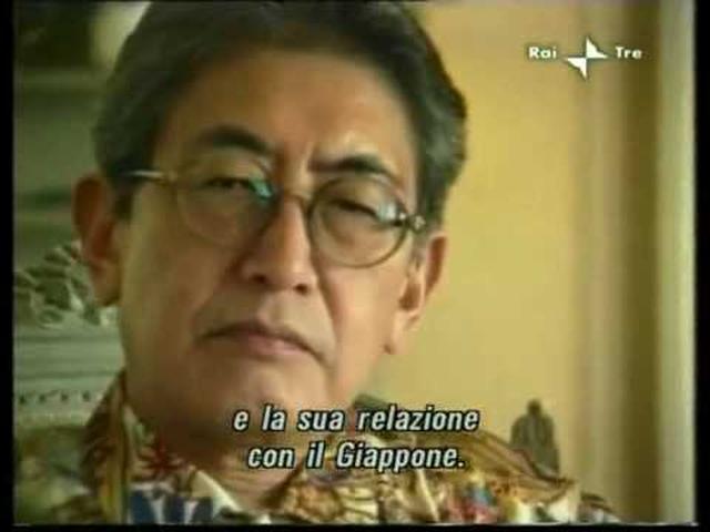 画像: Nagisa Oshima intervistato da Gil Rossellini (parte 1 di 3) youtu.be