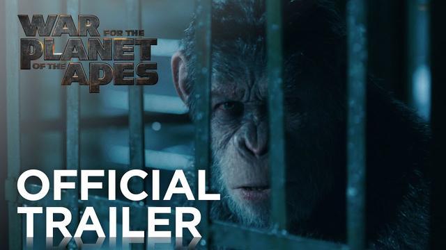 画像: War for the Planet of the Apes | Official Trailer [HD] | 20th Century FOX youtu.be