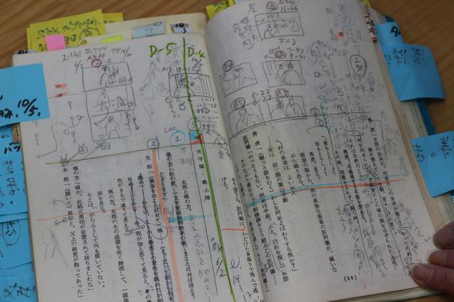 画像6: 野上照代さんが当時使われた台本を公開!