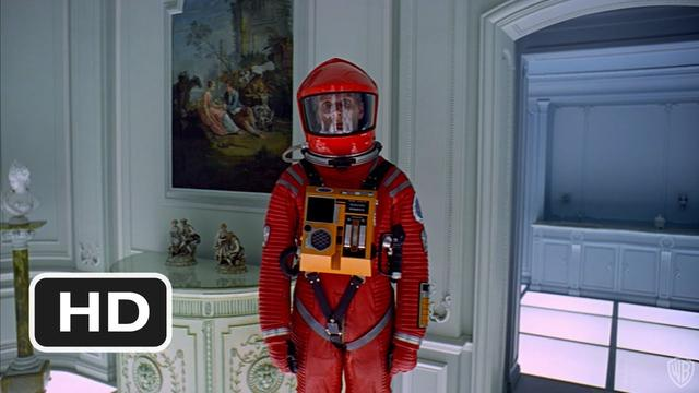 画像: 2001: A Space Odyssey #1 Movie CLIP - Beyond the Infinite (1968) HD youtu.be