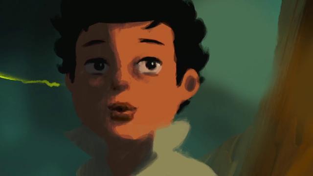 画像: 短編アニメ映像特別公開『ぼくと魔法の言葉たち』迷子の脇役たちの国+trailer youtu.be