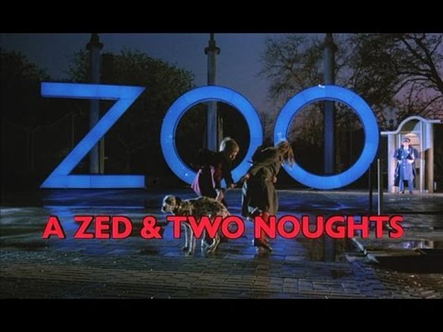 画像: A ZED & TWO NOUGHTS - Teaser youtu.be