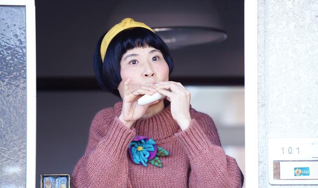 画像4: 主演を務め、本作で映画初主演となる女優・松岡茉優