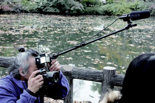 画像: 世界のキム・ギドク監督が一人で撮影に挑んだー