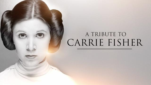 画像: A Tribute To Carrie Fisher youtu.be