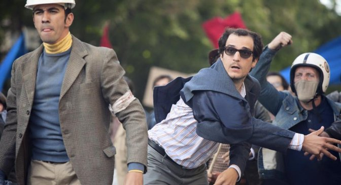 画像: Le Redoutable : à Cannes, Hazanavicius sonde les années